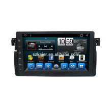 Factory OEM Full touch Gps / GPS Navigation for 9 inch BMWe46 Car DVD Player